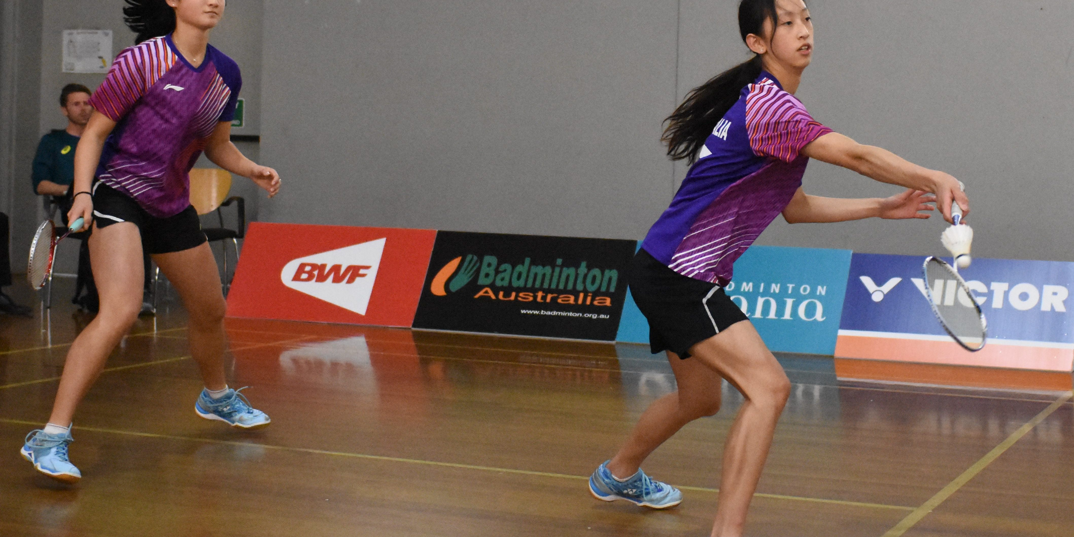 Day Two Results Victor Oceania Junior Individual Championships 2019 Badminton Oceania