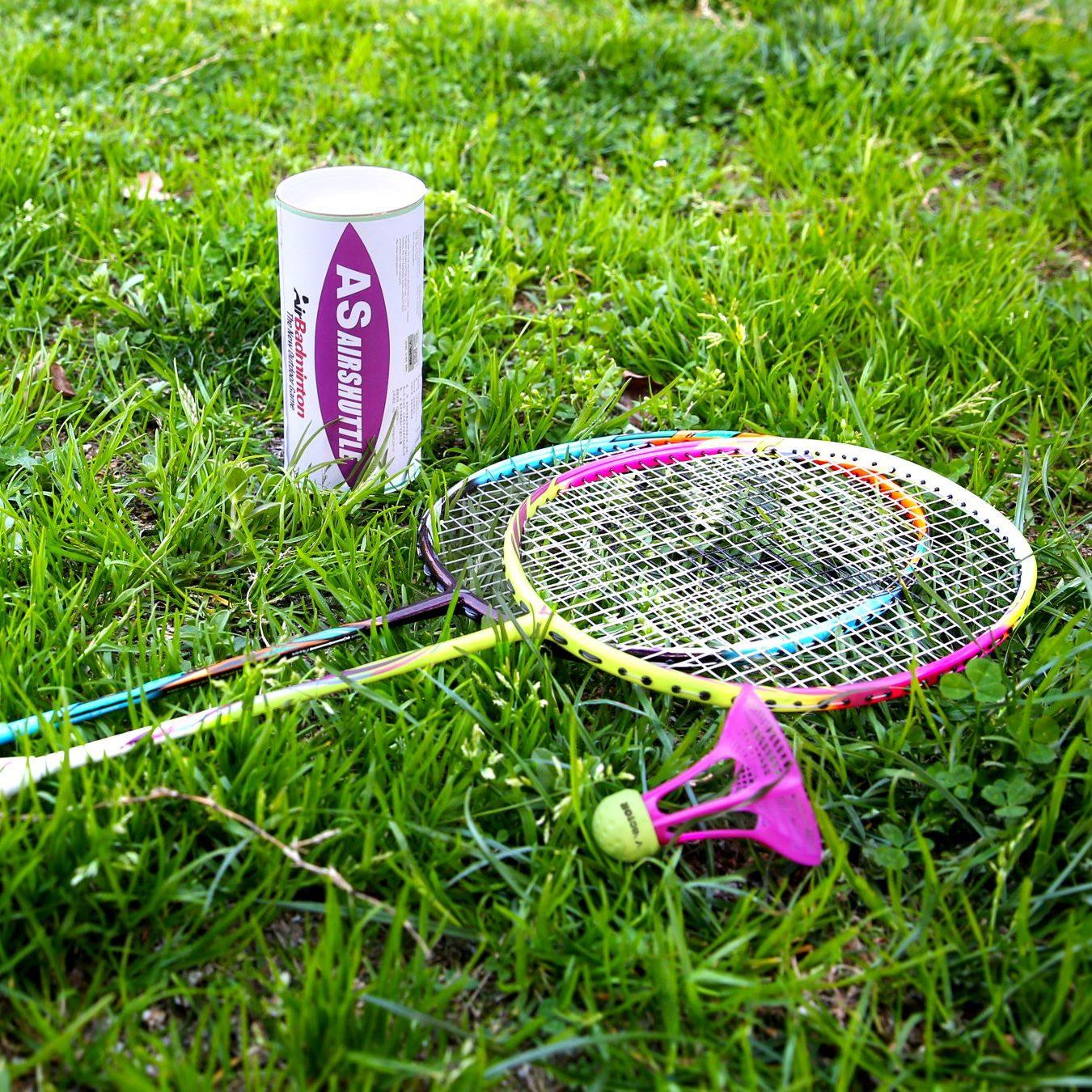 AIRBADMINTON - Badminton Oceania