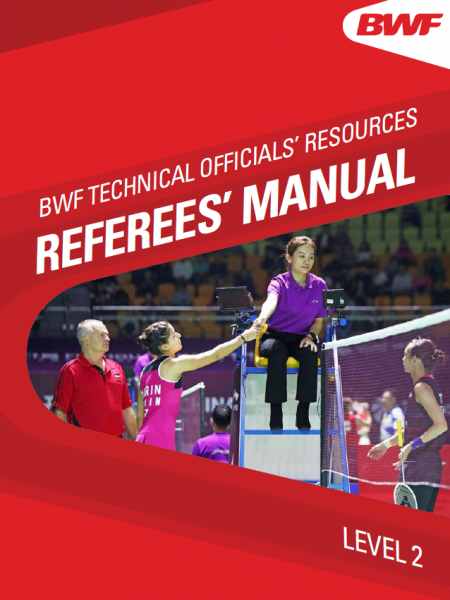 BWF Referees' Manual Level Two